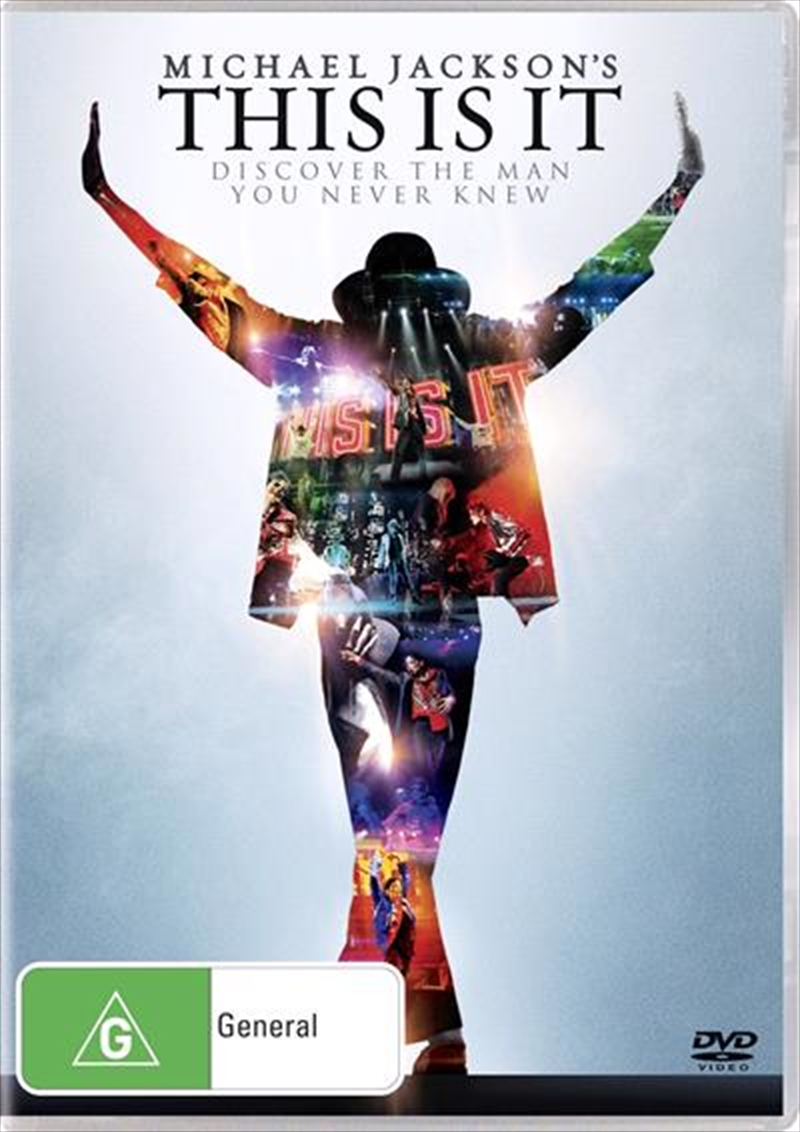 Michael Jackson's: This Is It | DVD