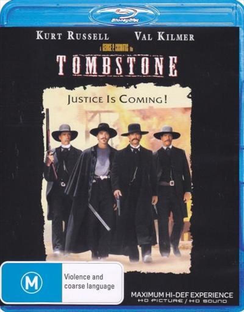 Tombstone | Blu-ray