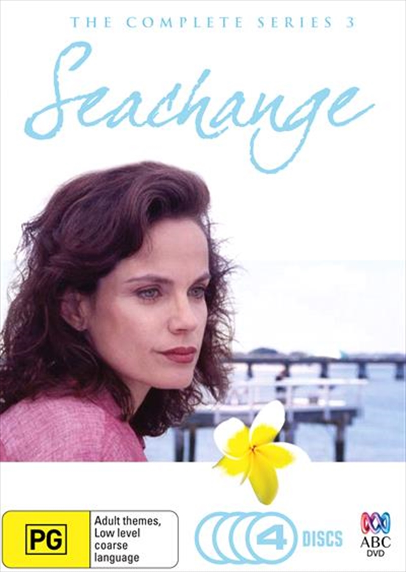 Seachange - The Complete Series 3 | DVD