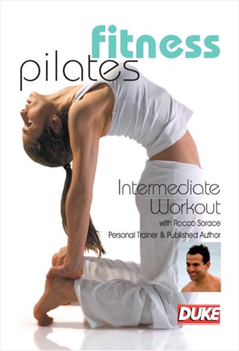 Fitness Pilates: Intermediate Workout | DVD