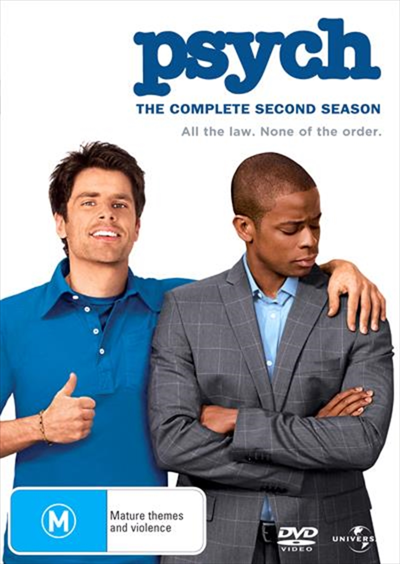 Psych - Season 2 | DVD
