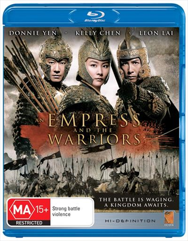 An Empress And The Warriors | Blu-ray
