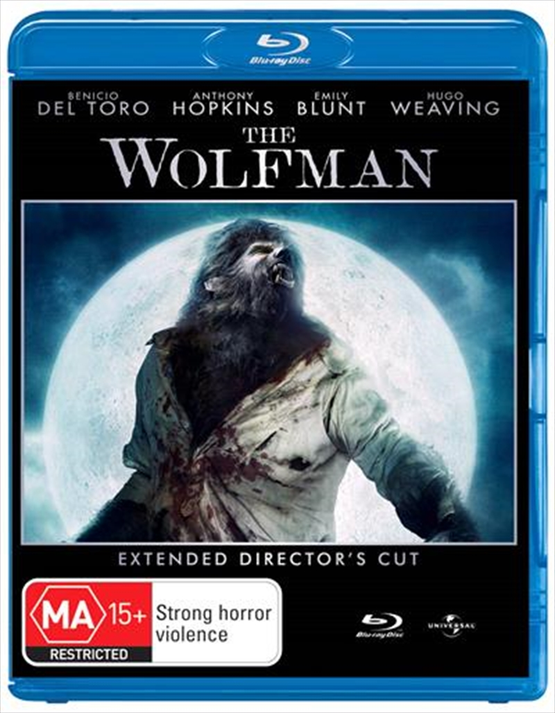 Wolfman, The | Blu-ray