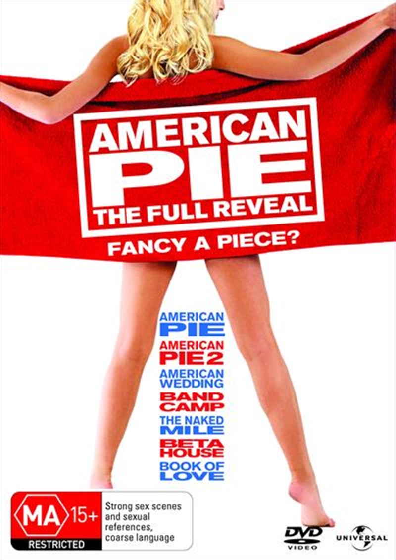 American Pie - The Full Reveal Box Set | DVD