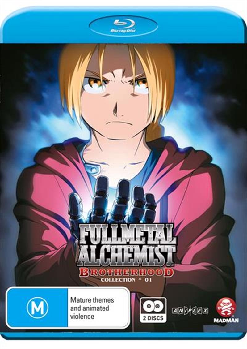 Fullmetal Alchemist - Brotherhood - Collection 1 - Eps 01-13 | Blu-ray