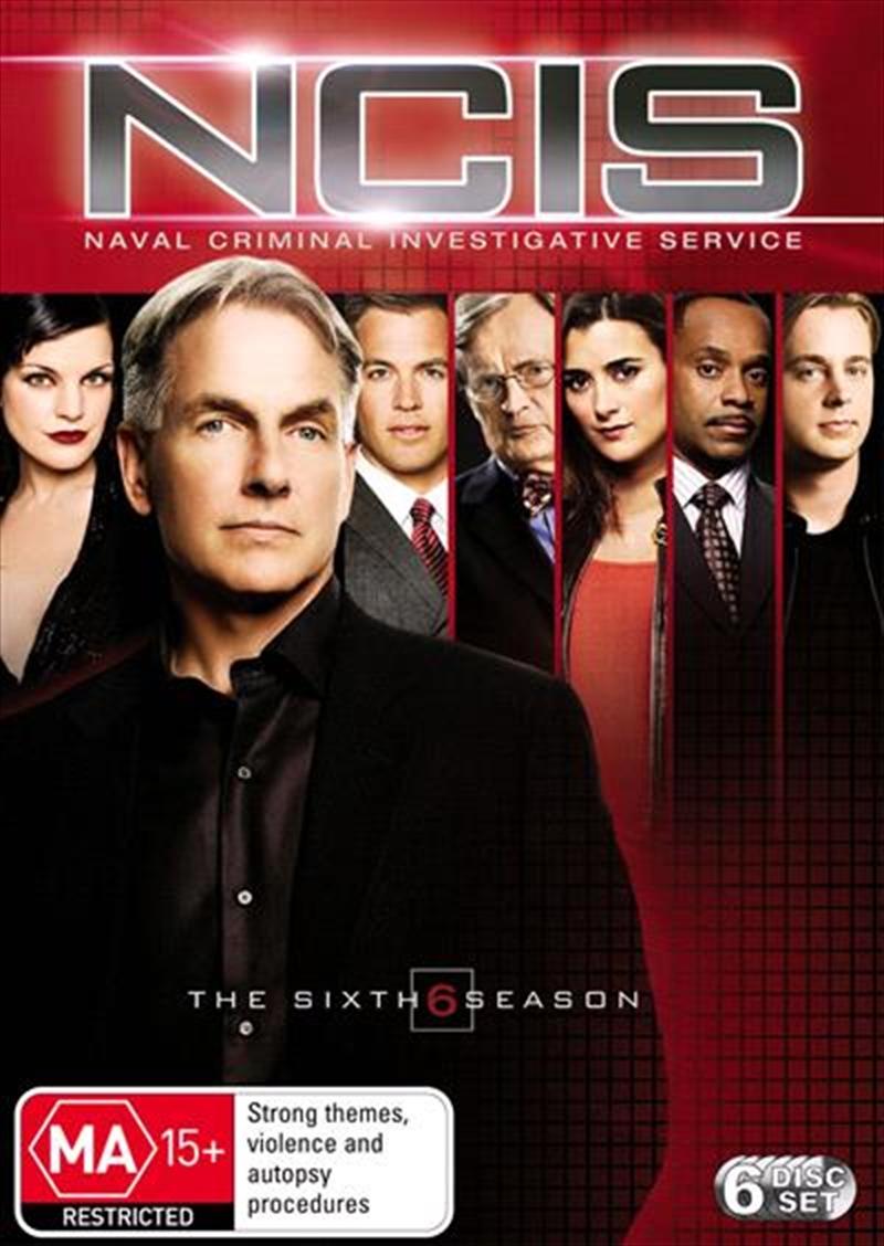 NCIS - Season 6 | DVD