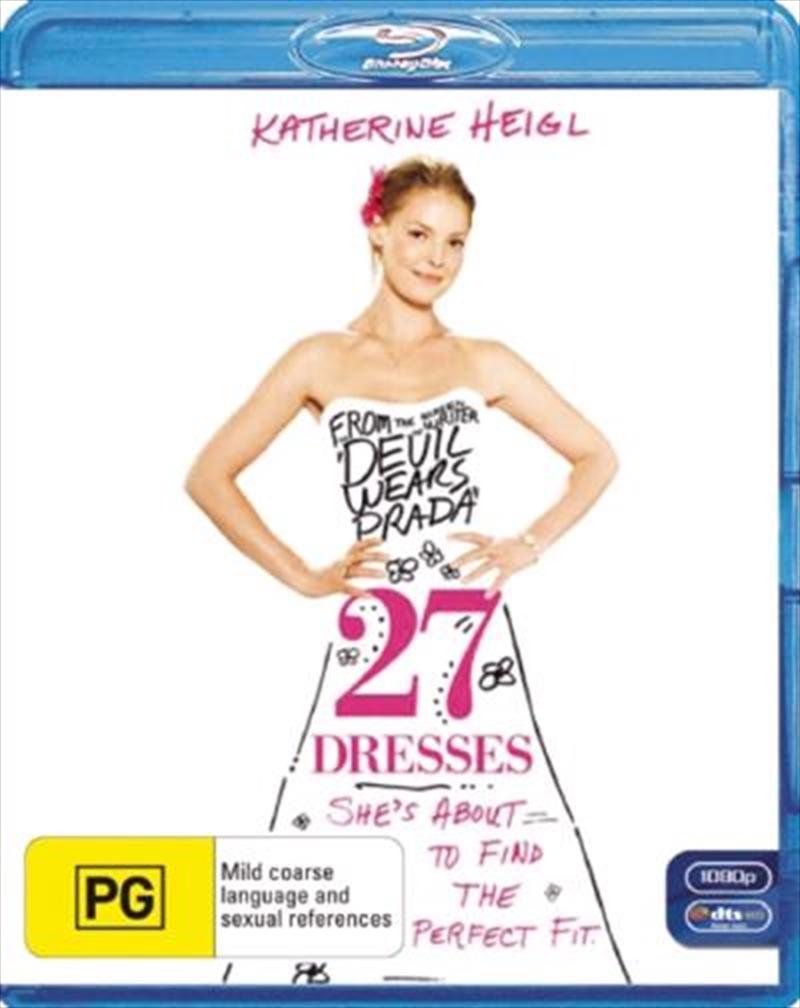 27 Dresses | Blu-ray