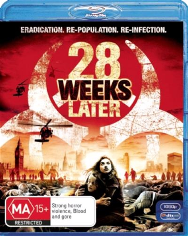 28 Weeks Later | Blu-ray