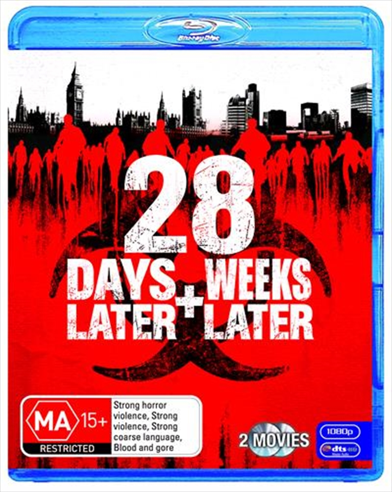 28 Days Later / 28 Weeks Later | Blu-ray
