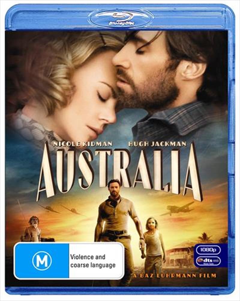 Australia | Blu-ray