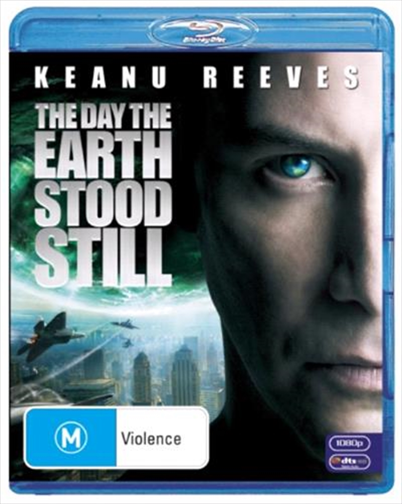 Day The Earth Stood Still, The | Blu-ray
