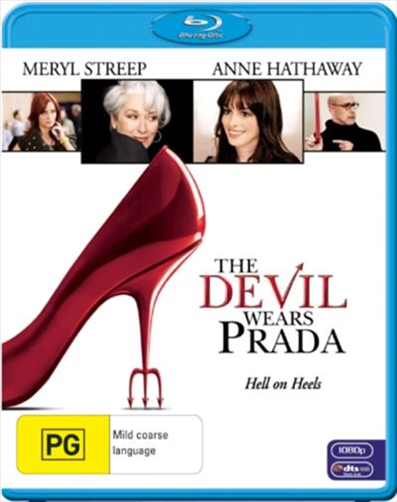 Devil Wears Prada, The   Blu-ray