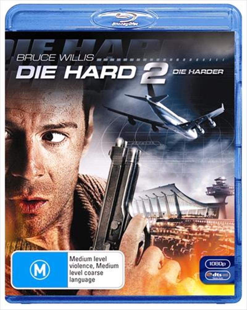 Die Hard 02 - Die Harder   Blu-ray