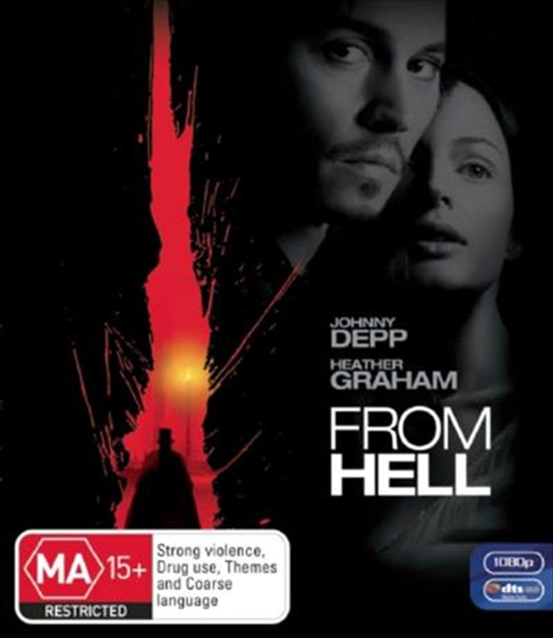 From Hell  - Special Edition | Blu-ray