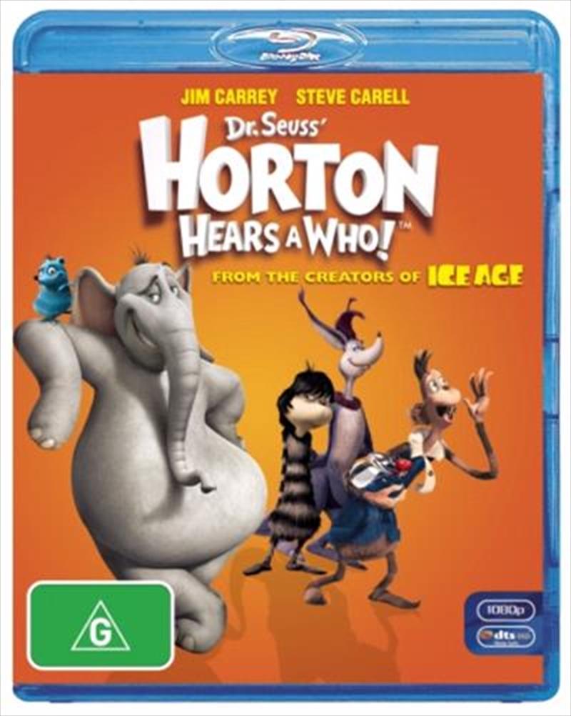 Horton Hears a Who! | Blu-ray