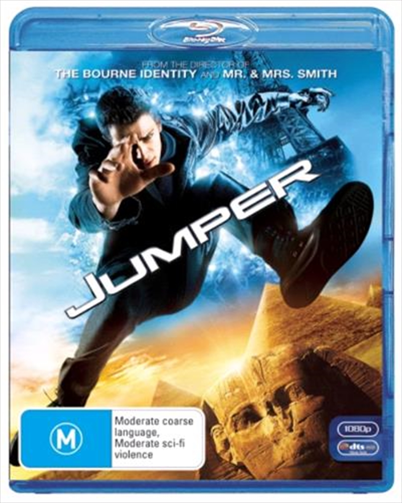 Jumper | Blu-ray