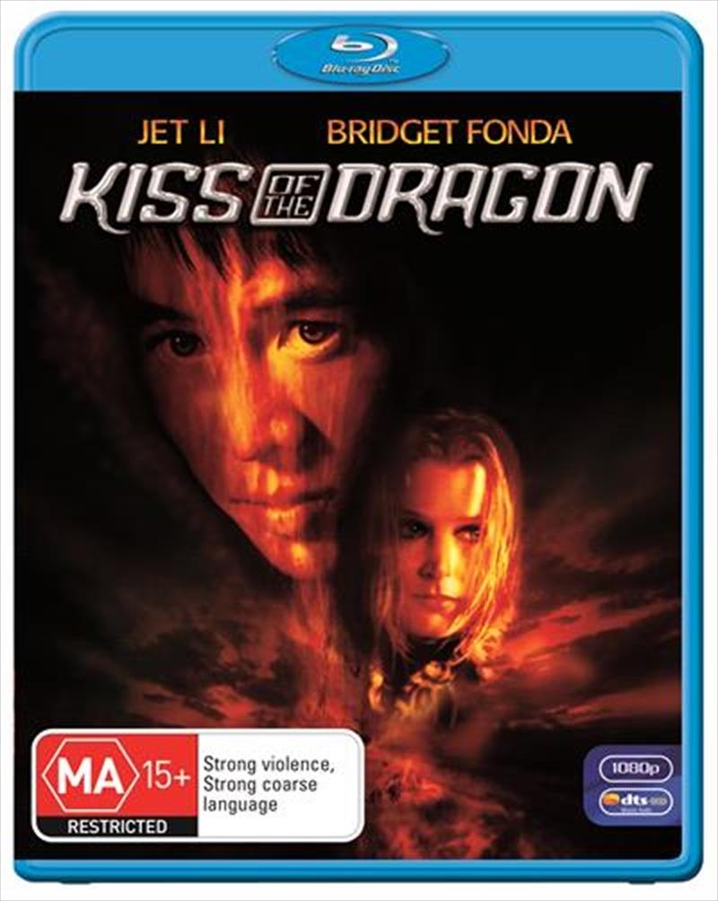 Kiss Of The Dragon | Blu-ray