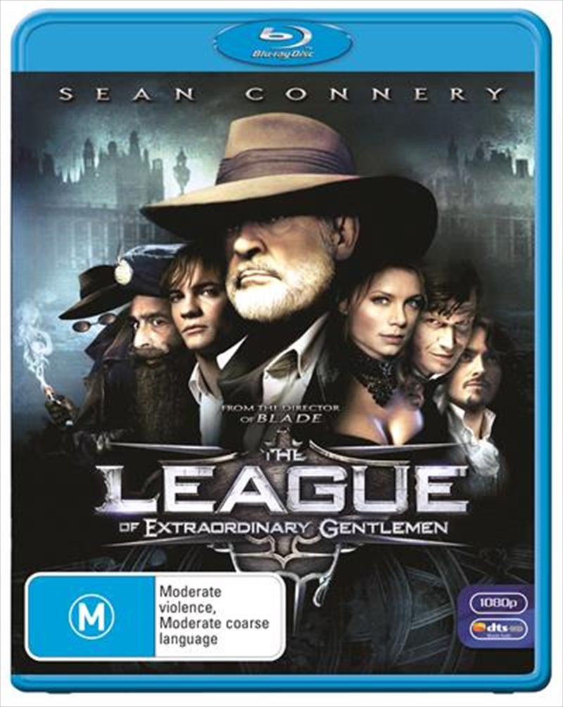 League of Extraordinary Gentlemen, The  - Special Edition | Blu-ray