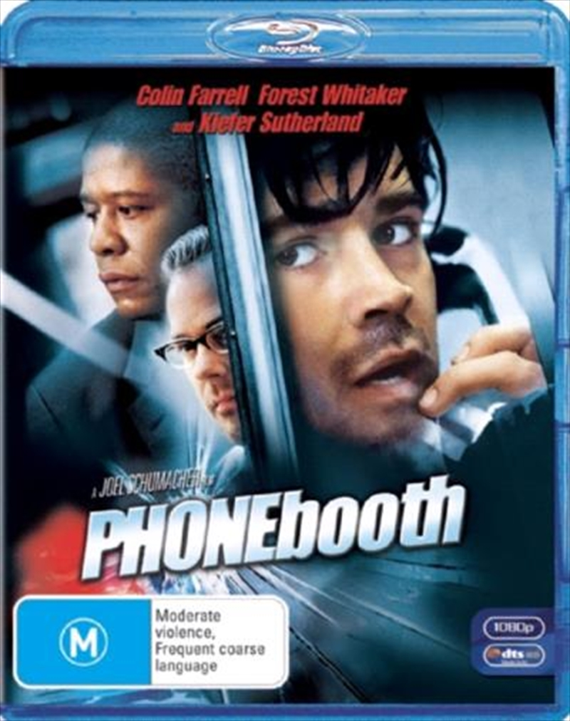 Phone Booth | Blu-ray
