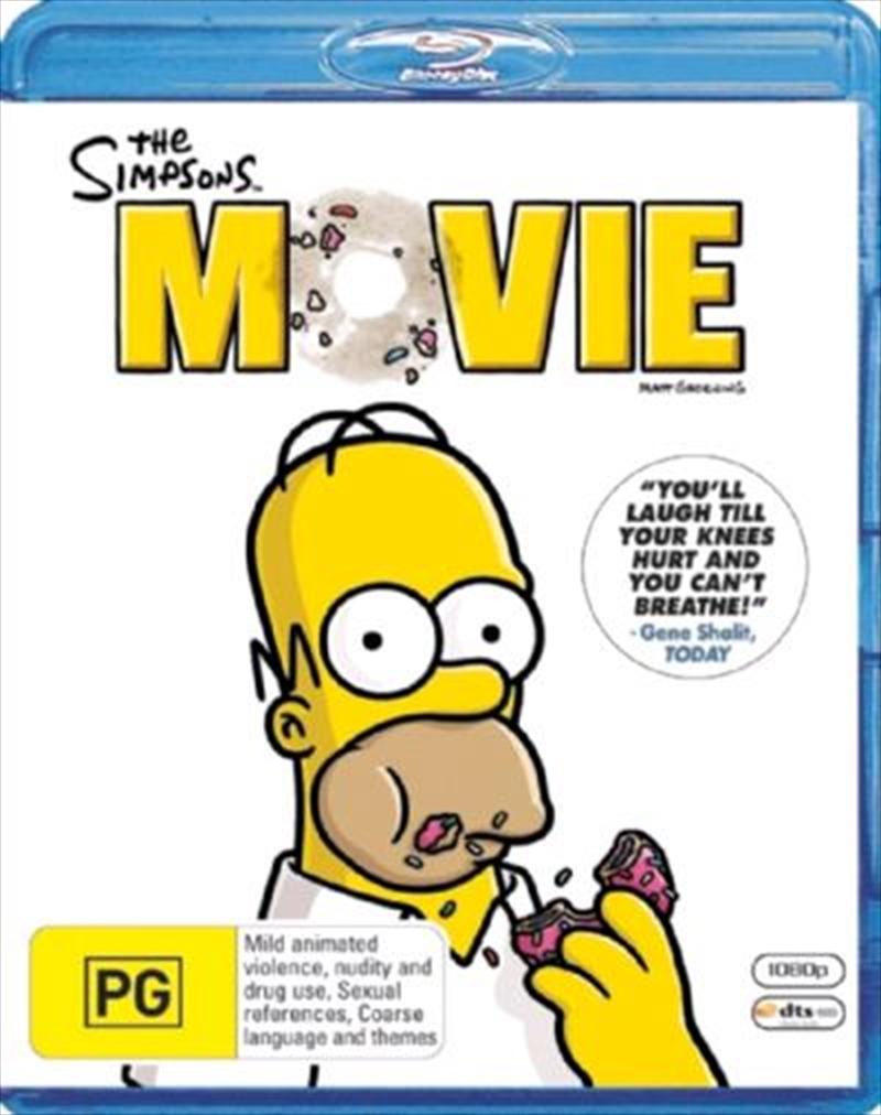 Simpsons: The Movie | Blu-ray