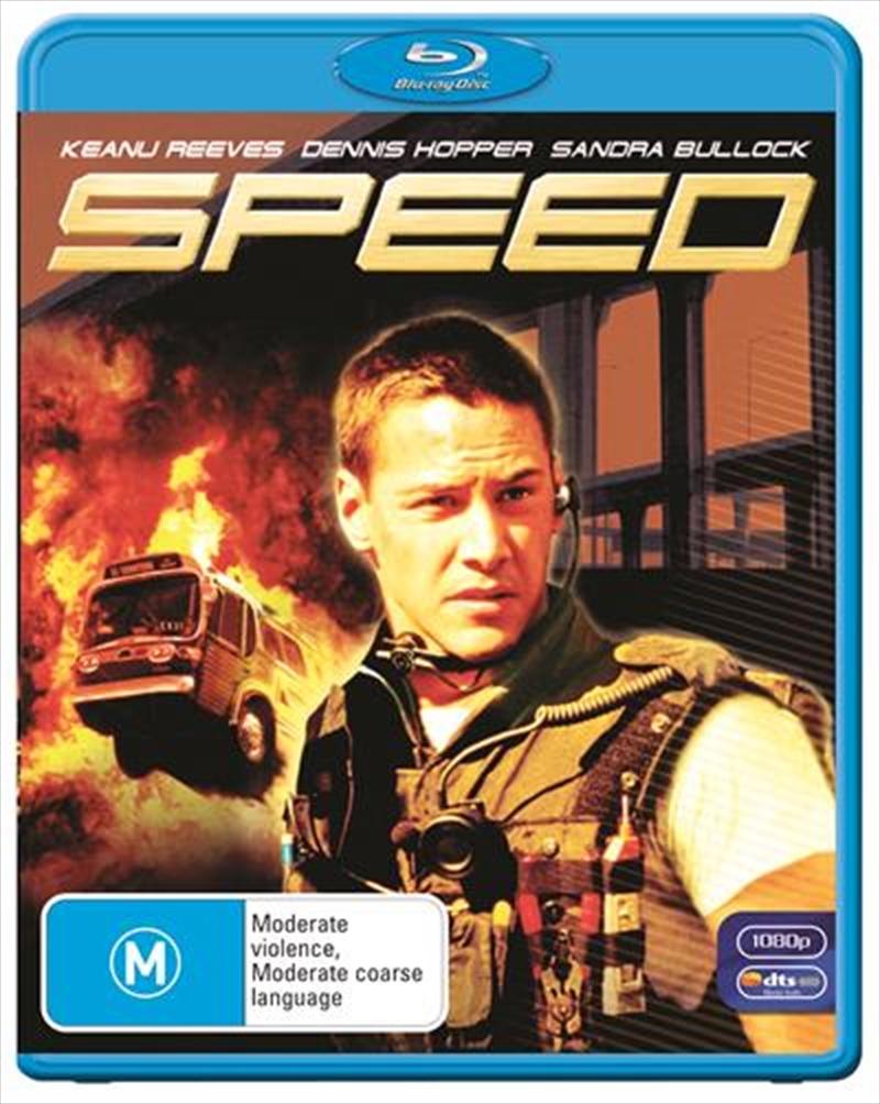 Speed | Blu-ray