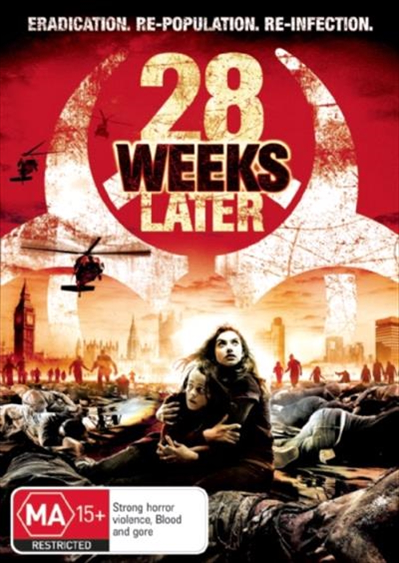 28 Weeks Later | DVD