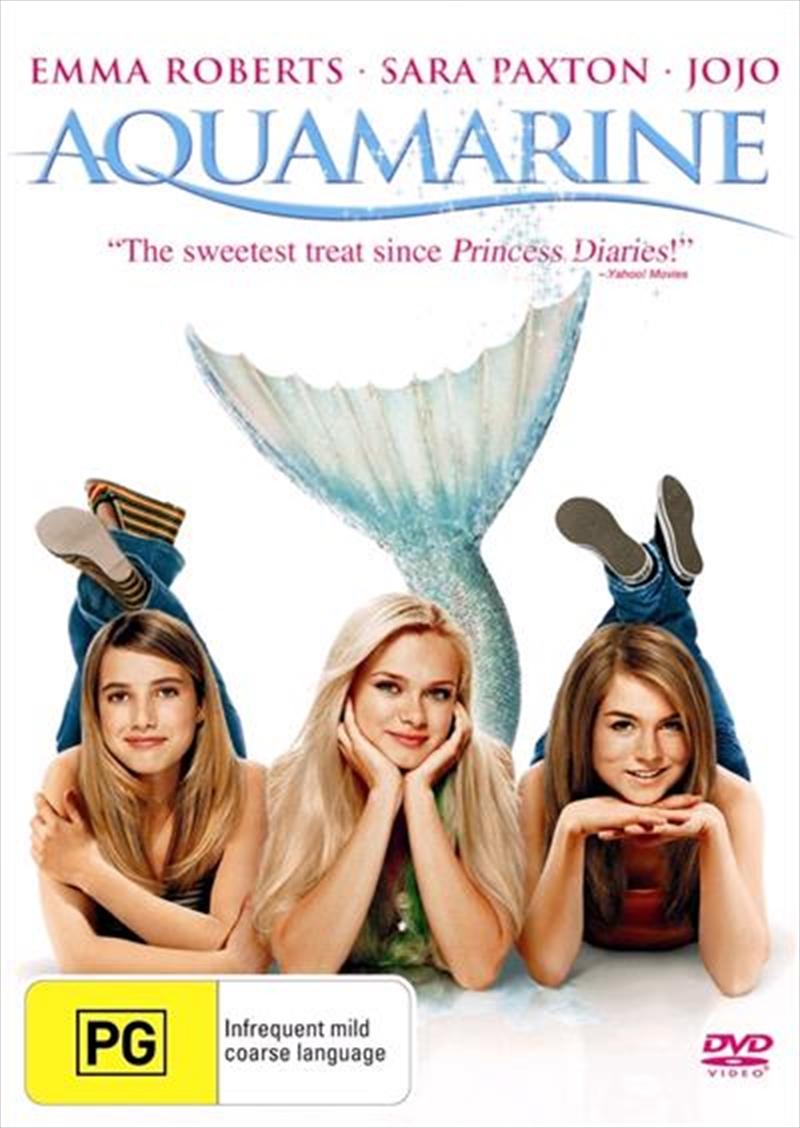 Aquamarine | DVD