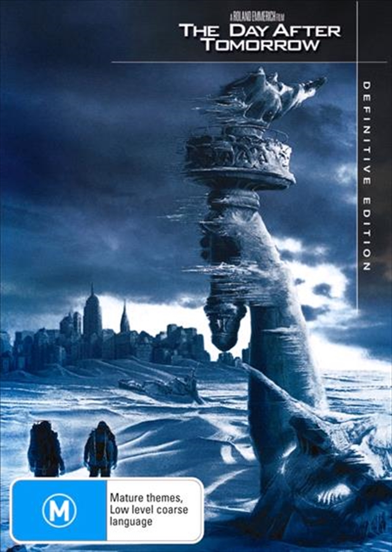 Day After Tomorrow, The  - Special Edition | DVD