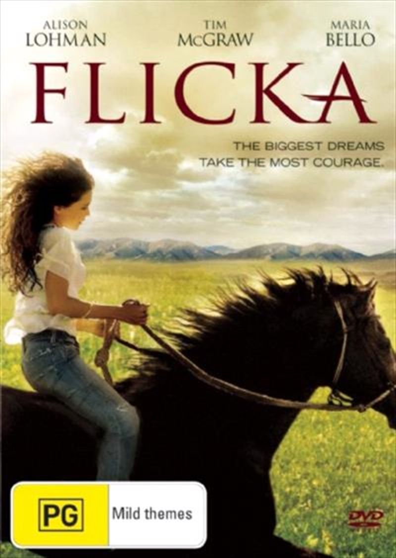 Flicka | DVD