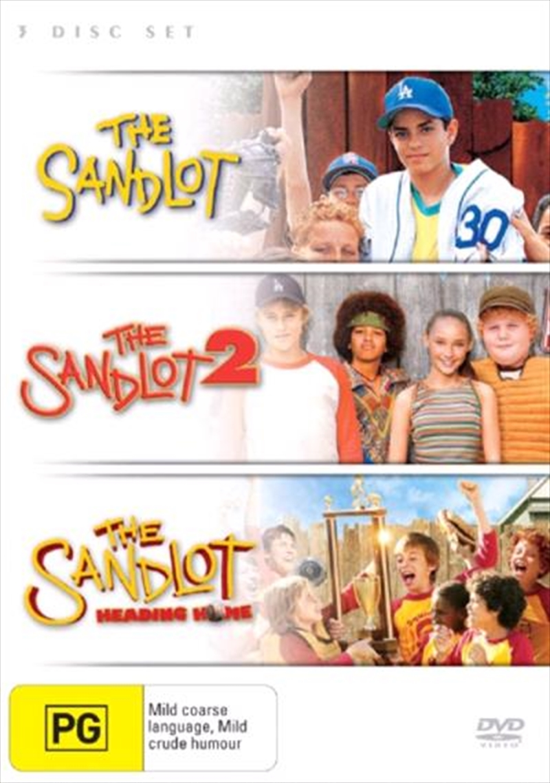 Sandlot / Sandlot 02 / Sandlot - Heading Home | DVD