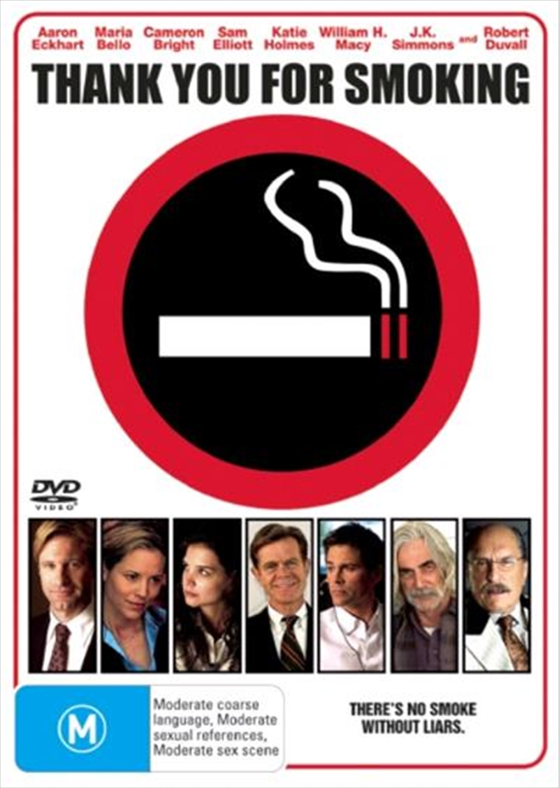 Thank You For Smoking | DVD