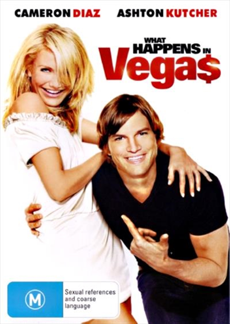 What Happens In Vegas | DVD