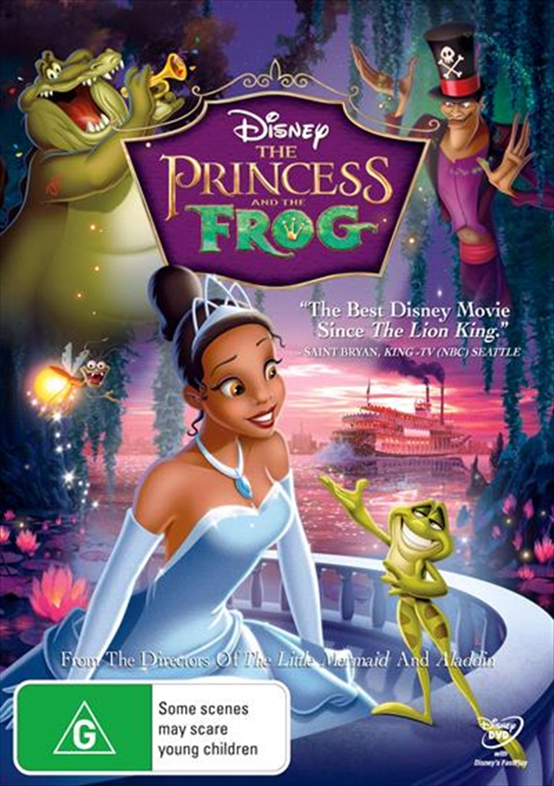 Princess And The Frog, The | DVD