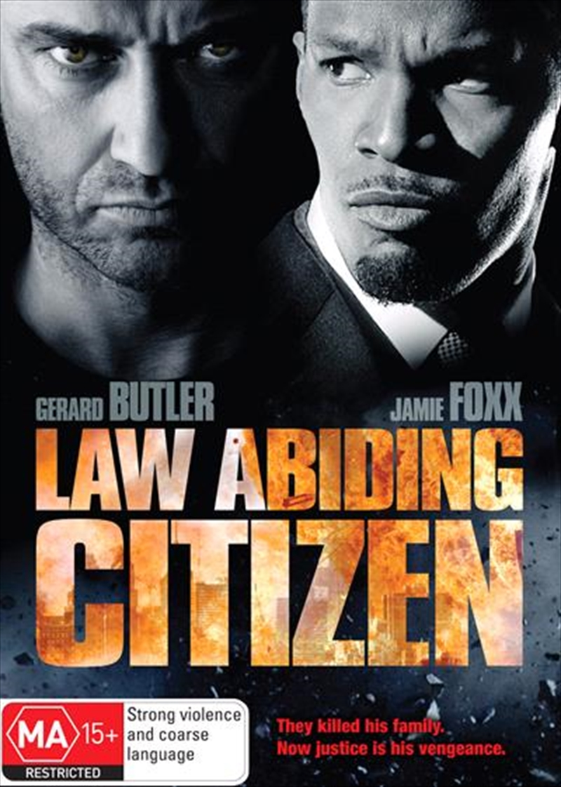Law Abiding Citizen | DVD