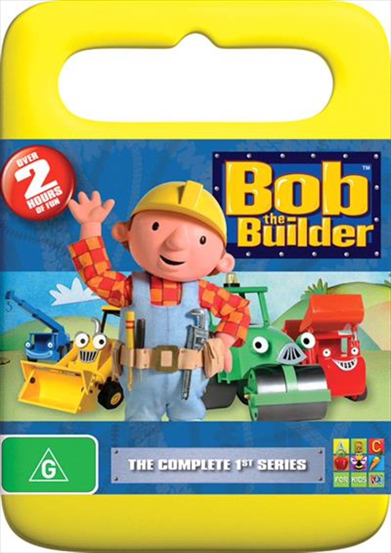 Bob The Builder - The Complete 1st Series | DVD
