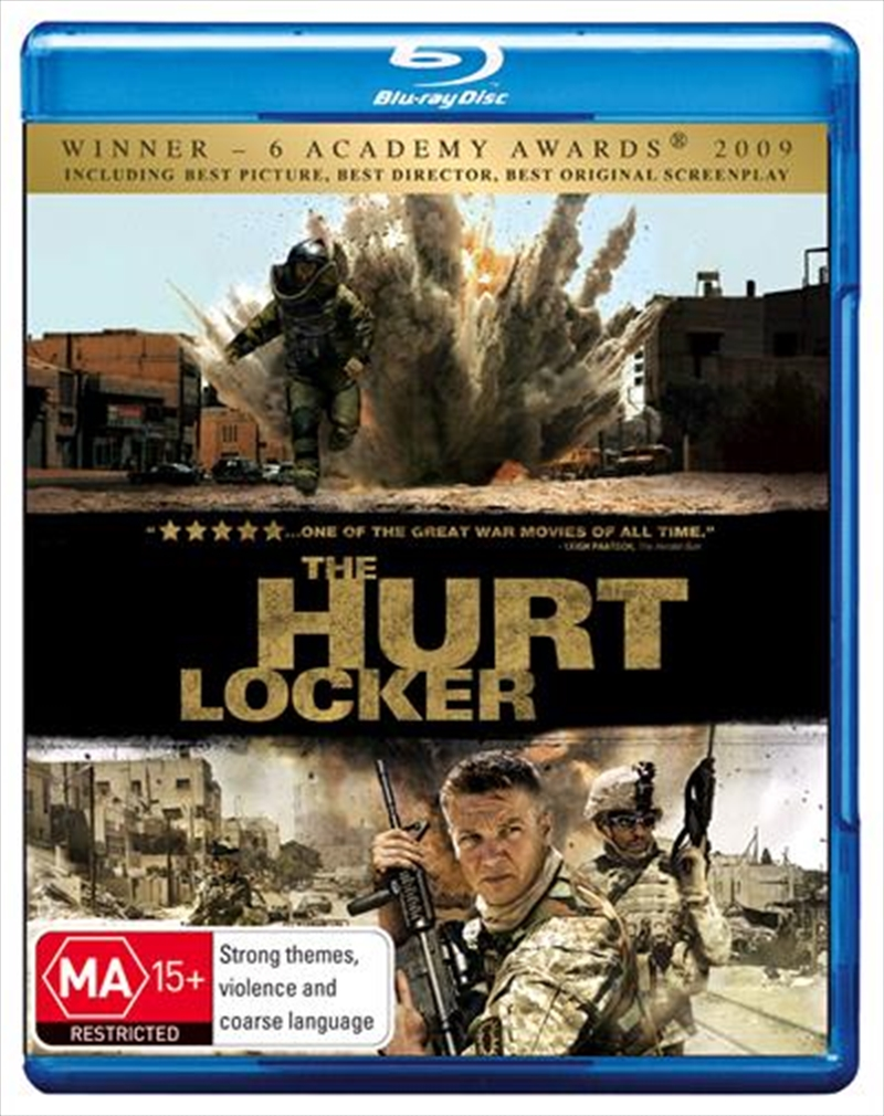 Hurt Locker, The | Blu-ray