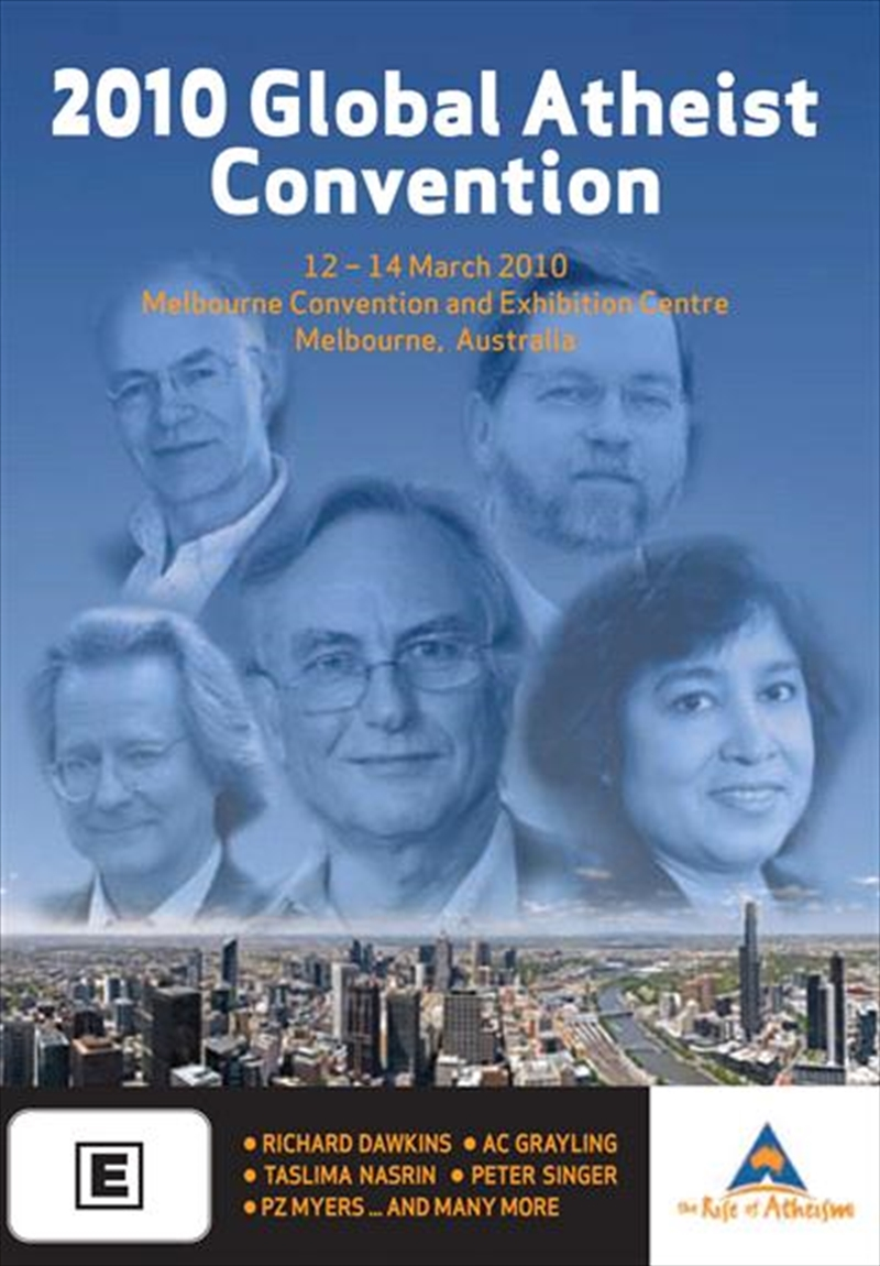 2010 Global Atheist Convention | DVD