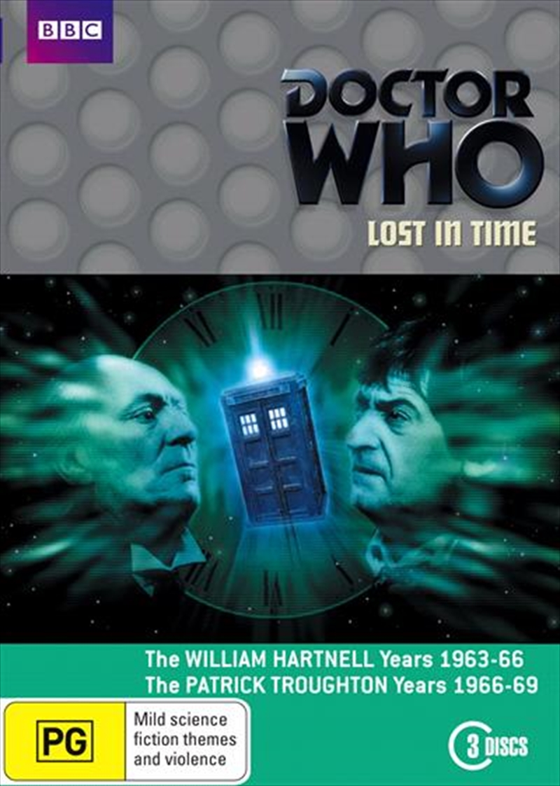 Doctor Who - Lost In Time | Boxset | DVD