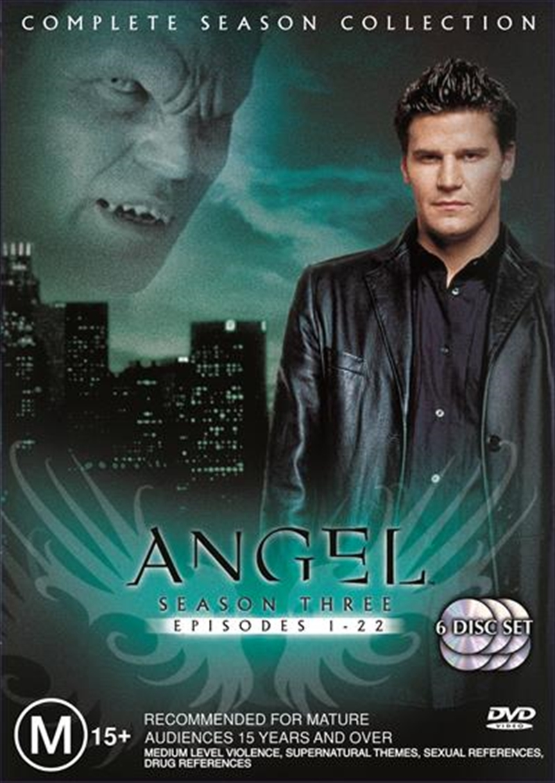 Angel - Season 03 | DVD