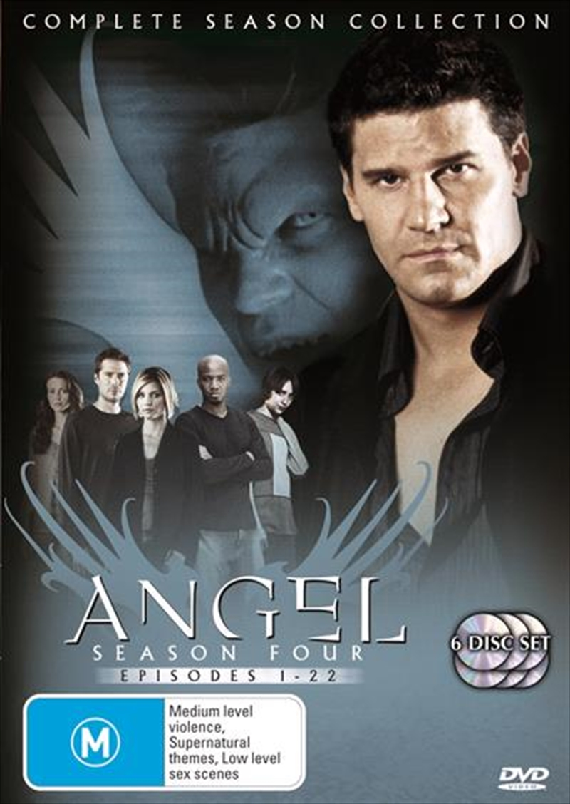 Angel - Season 04 | DVD