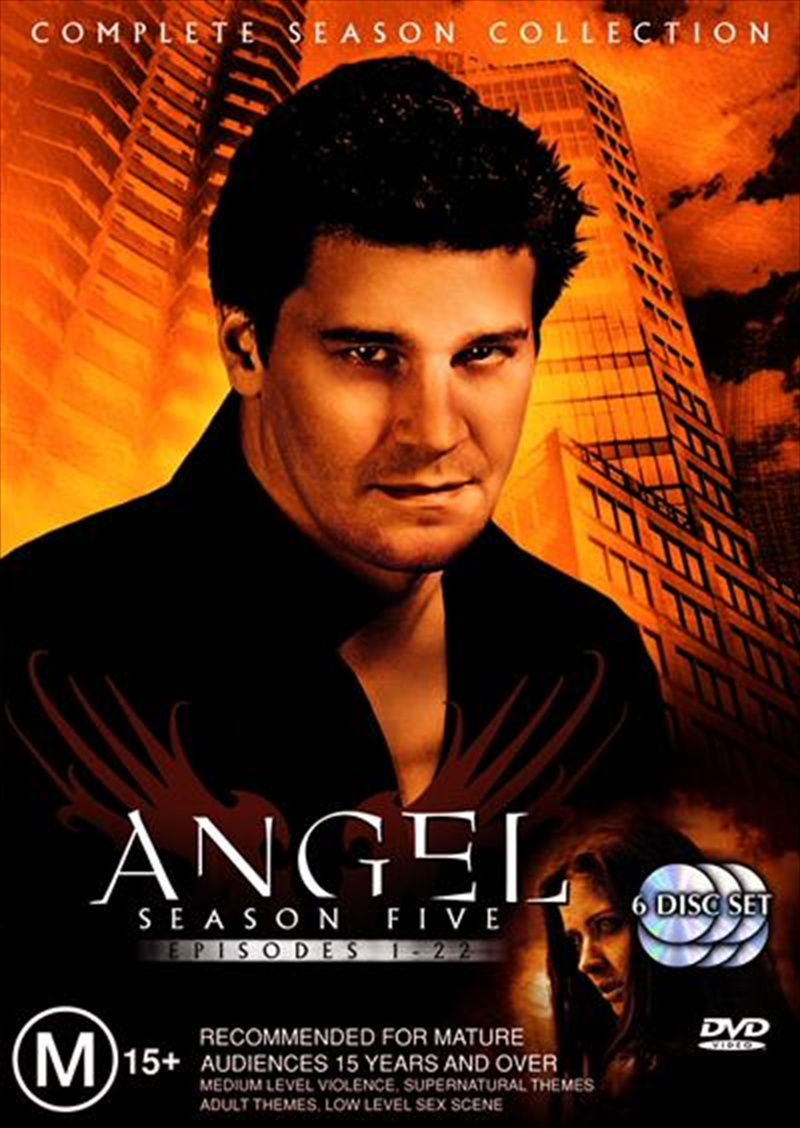 Angel - Season 05 | DVD