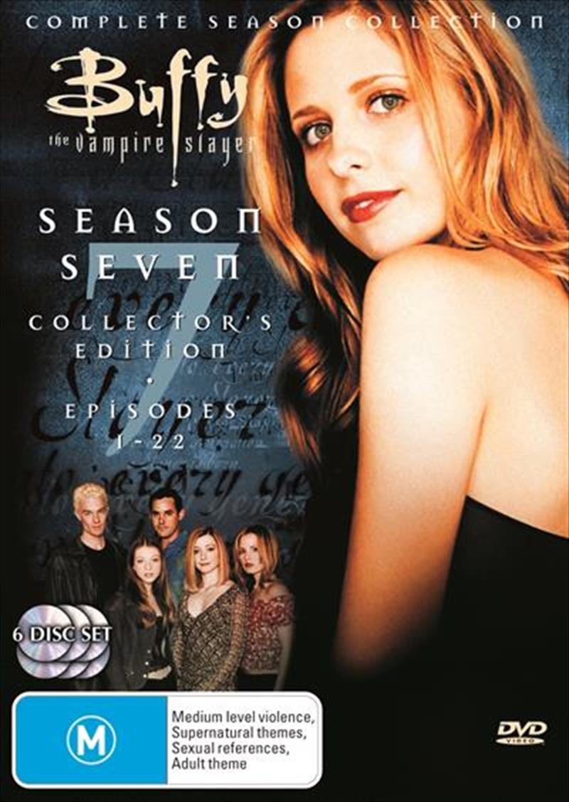 Buffy The Vampire Slayer - Season 07 | DVD
