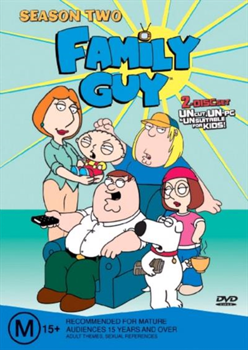 Family Guy - Season 2 | DVD