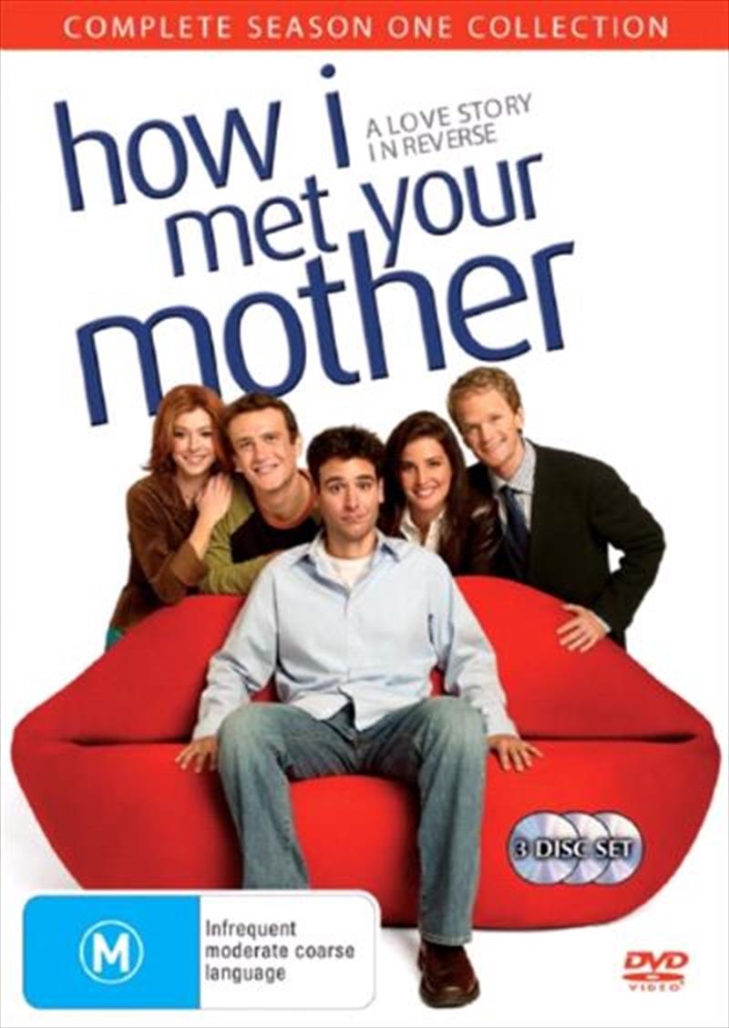 How I Met Your Mother - Season 01 | DVD
