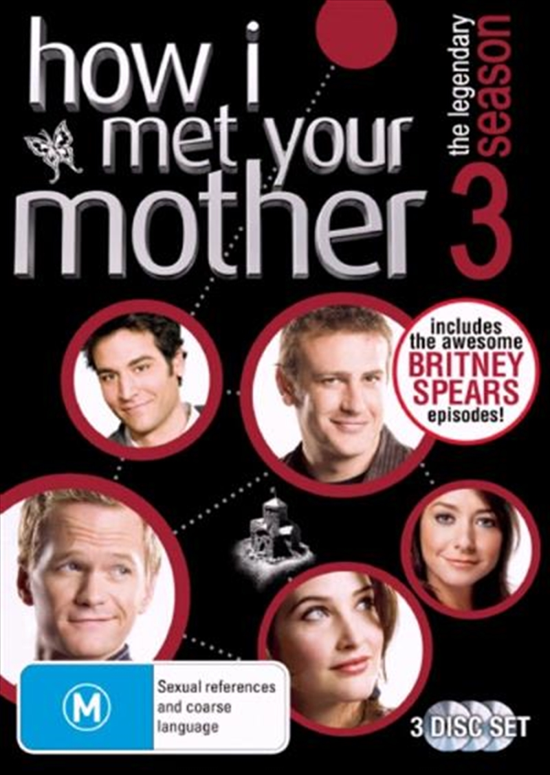 How I Met Your Mother- The Complete Third Season | DVD