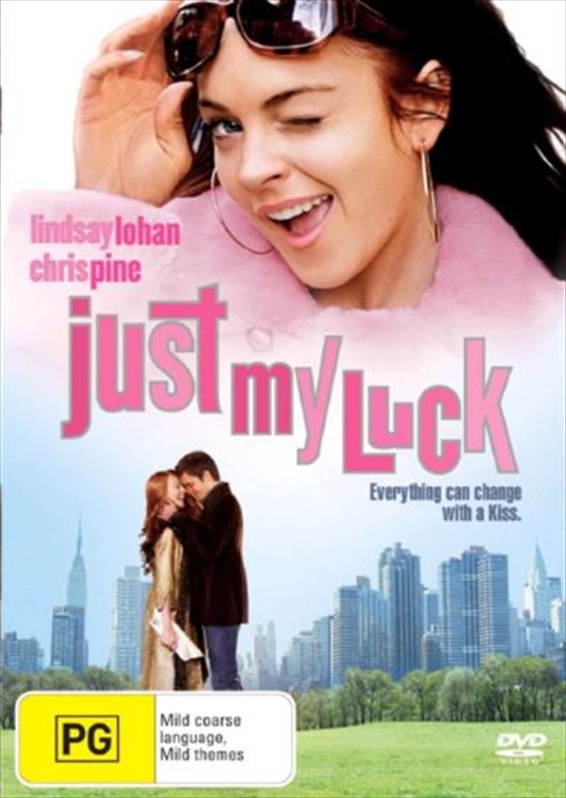 Just My Luck | DVD