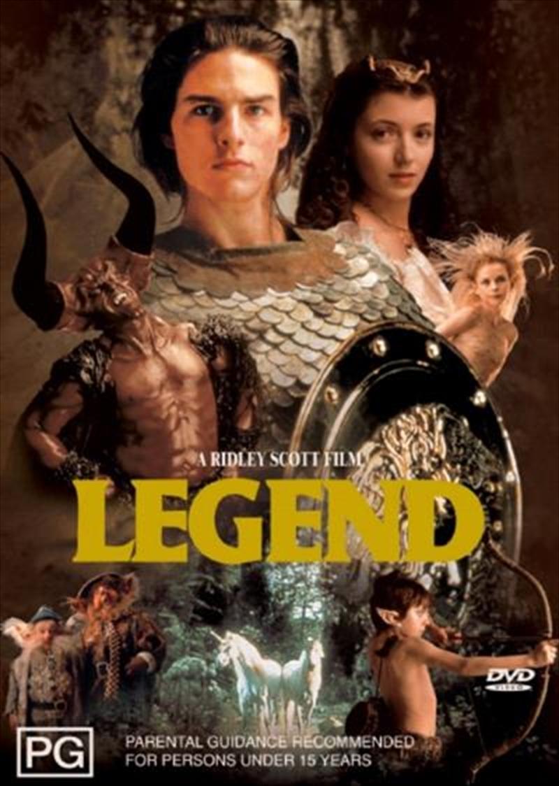 Legend | DVD