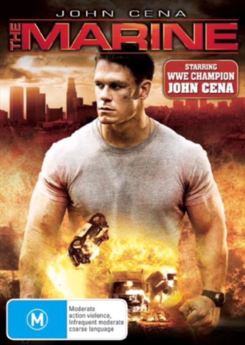 Marine, The   DVD