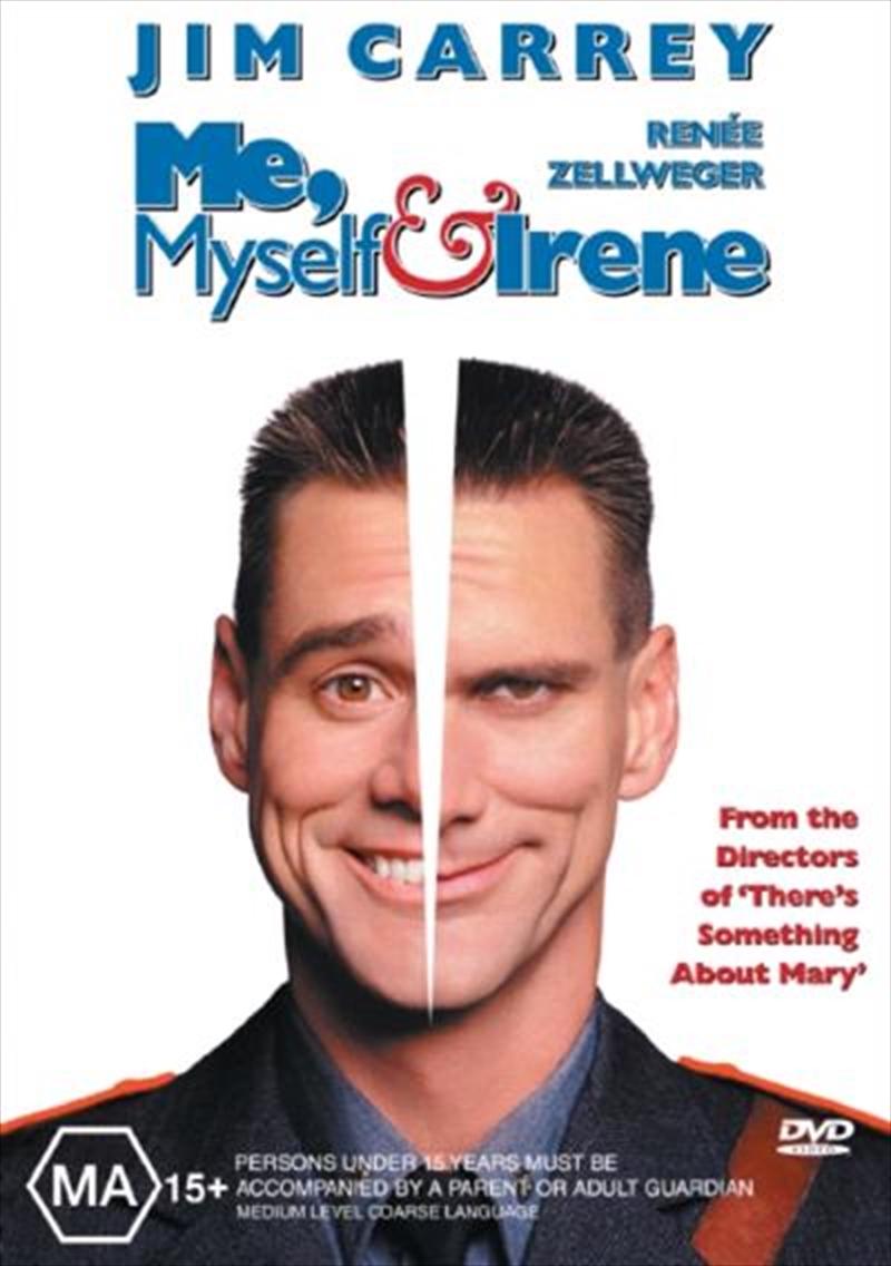 Me, Myself And Irene | DVD