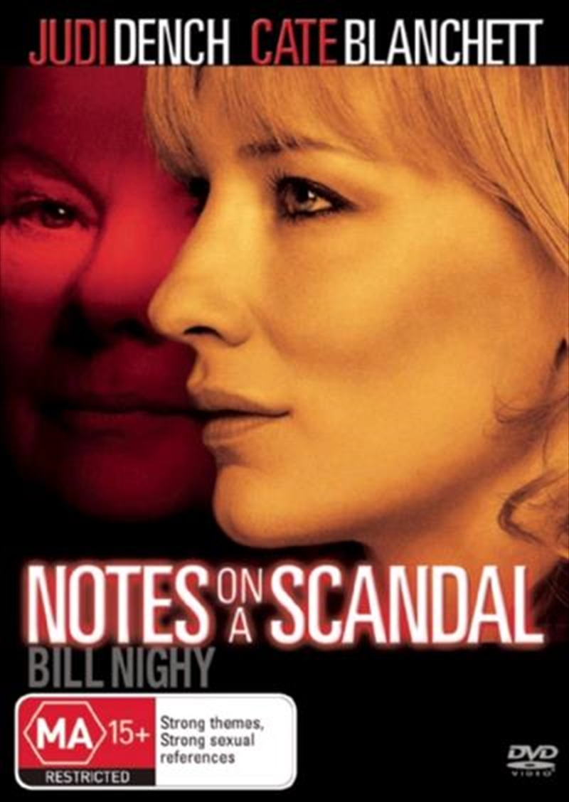 Notes On A Scandal | DVD